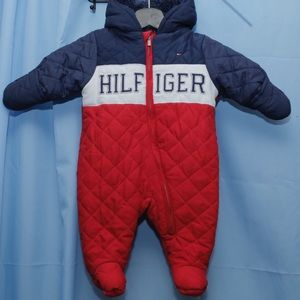 Tommy Hilfiger Baby Snow Suit